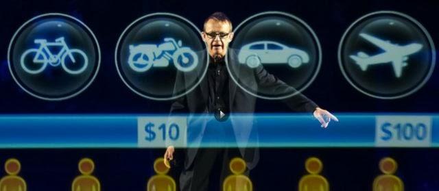 Hans Rosling - Framtidens statstik