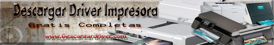 Descargar Driver Impresora Gratis Completas