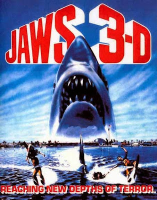 Jaws 3 D 1983 Dual Audio HDTV Rip 480p 300mb
