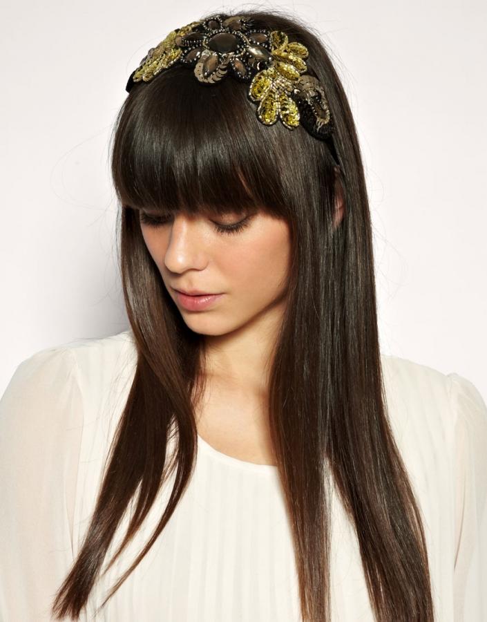 Cute Hair Accessories Prom Hairstyles