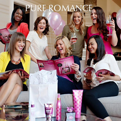 Pure Romance by McKenzie Spafford