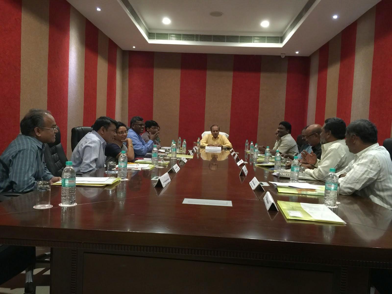 AP Circle RJCM Meeting at Guntur Dist on 12.2.15