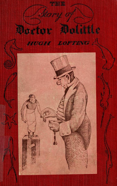 a book review on doctor dolittle