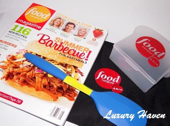 afc studio food network asia magazine