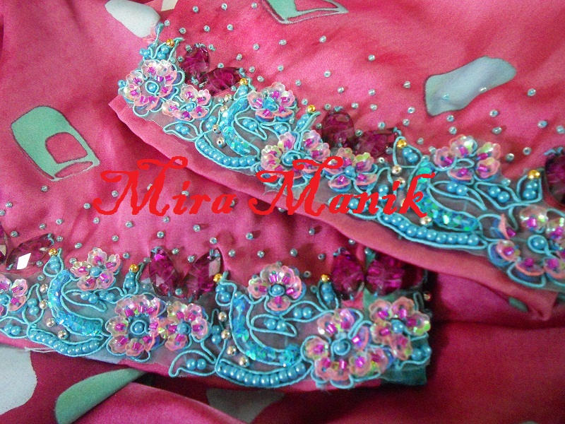 Crumble Lace ~ Latifah