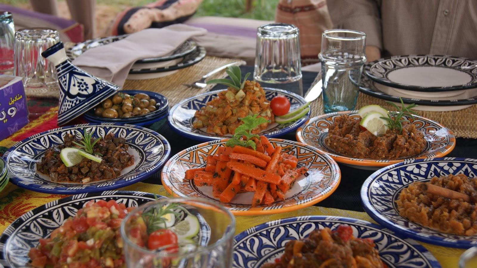 Atelier de cuisine le concept for Atelier cuisine marrakech