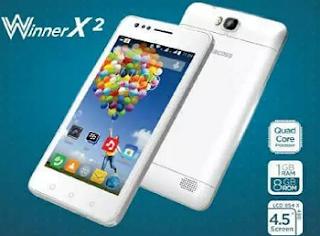harga HP evercoss Winner X2 terbaru