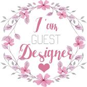 """Я приглашенный дизайнер блога """"Happy Bunny"""""""