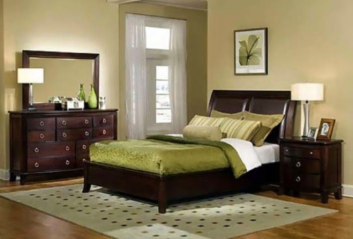 Best Wall Colors For Dark Brown Bedroom Furniture Homeminimalis