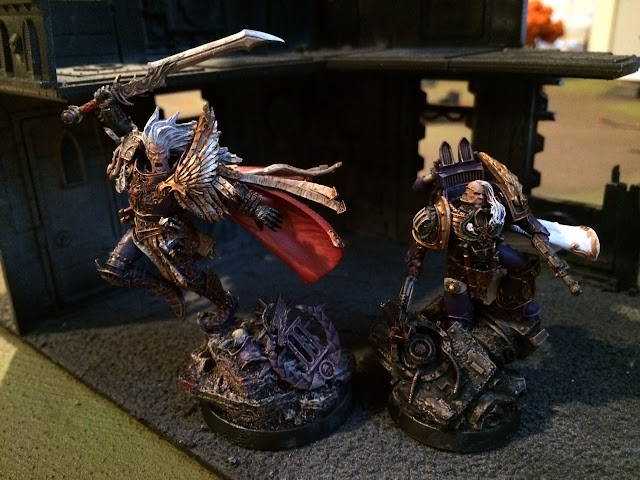 What's On Your Table: Lord Commander of the Third Legion