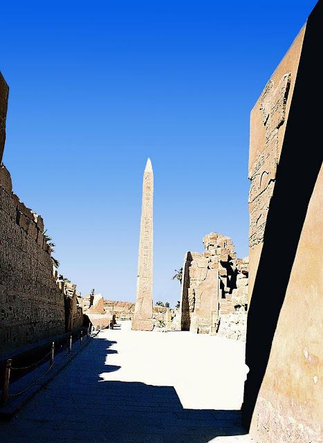 obelisk at Karnak