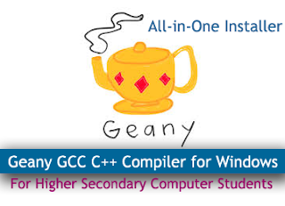Hsslive In Geany Gcc C Compiler For Windows
