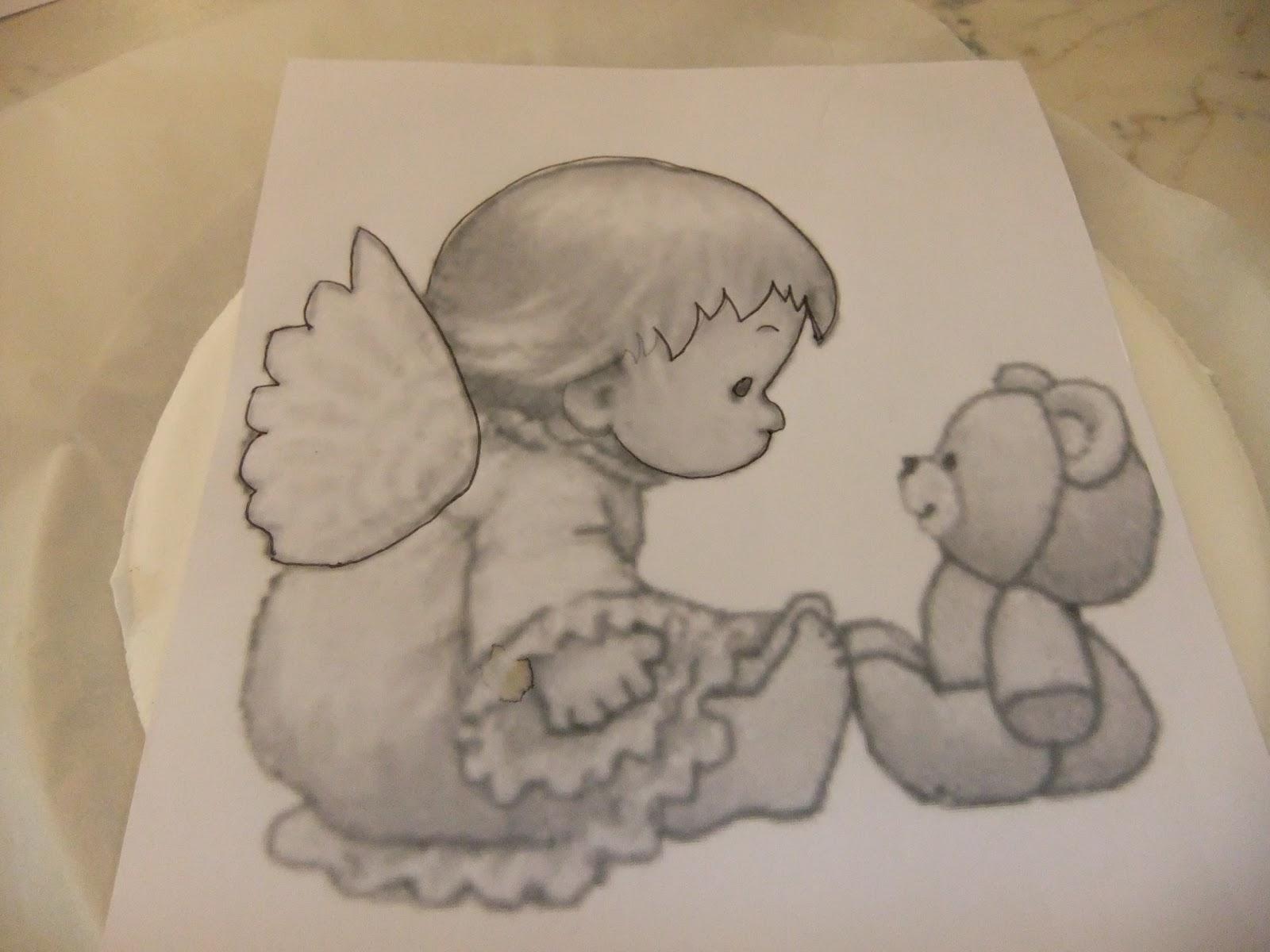 Studiamando liberamente realizzare un disco in pasta di for Immagini disegni facili