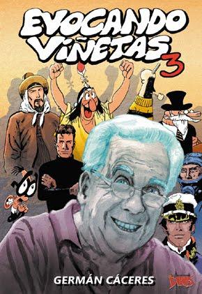 EVOCANDO VIÑETAS 3, de Germán Cáceres