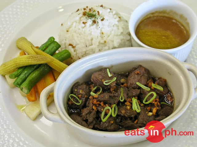Beef Salpicao from SAB Bistro in Angeles City, Pampanga