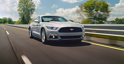 2015 Ford Mustang Sales Leave Chevy Camaro in the Dust