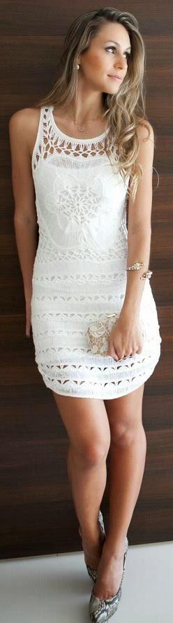 Branco para o Reveillon: inspire-se