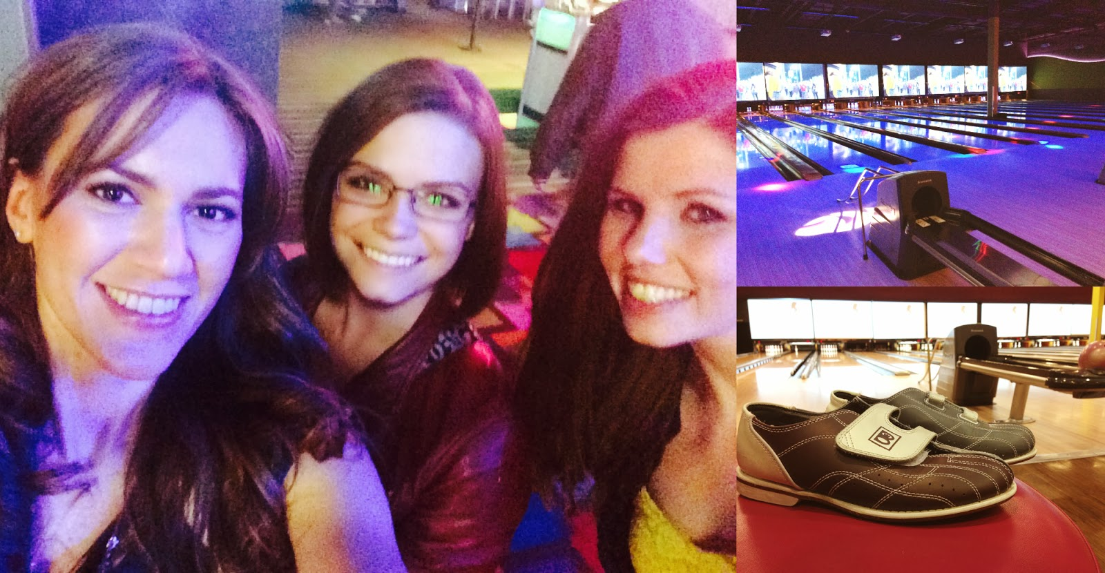 Girls Night Bowling