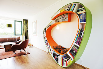 #11 Bookshelf Design Ideas