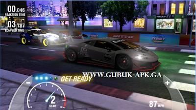 ScreenShot Racing Rivals