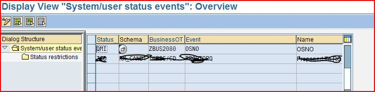 sap workflow how to know which event triggered the workflow