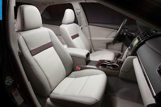 Toyota camry car 2012 interior - صور سيارة تويوتا كامري 2012 من الداخل