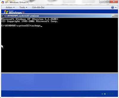 Instal Windows XP dalam 10 Menit