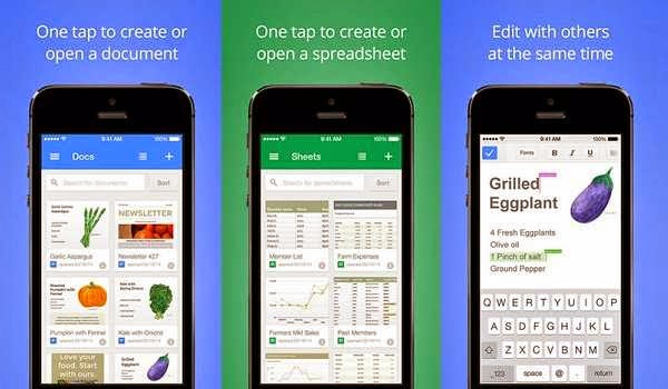 Google apps launched for Android and iOS