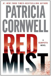 Book cover of Red Mist by Patricia Cornwell (Kay Scarpetta Book 19)