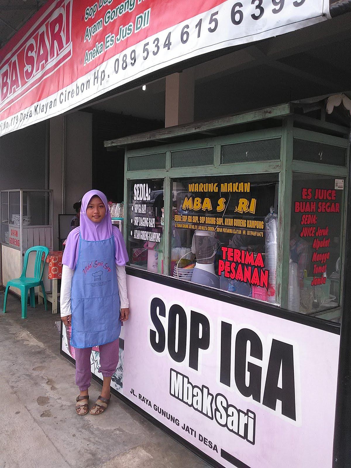 Sop Iga Sapi Cirebon