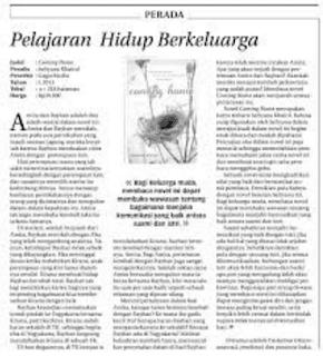 Resensi Buku Materi Bahasa Indonesia