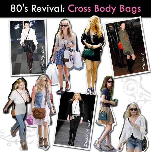 cross Body handbags online in Montreal