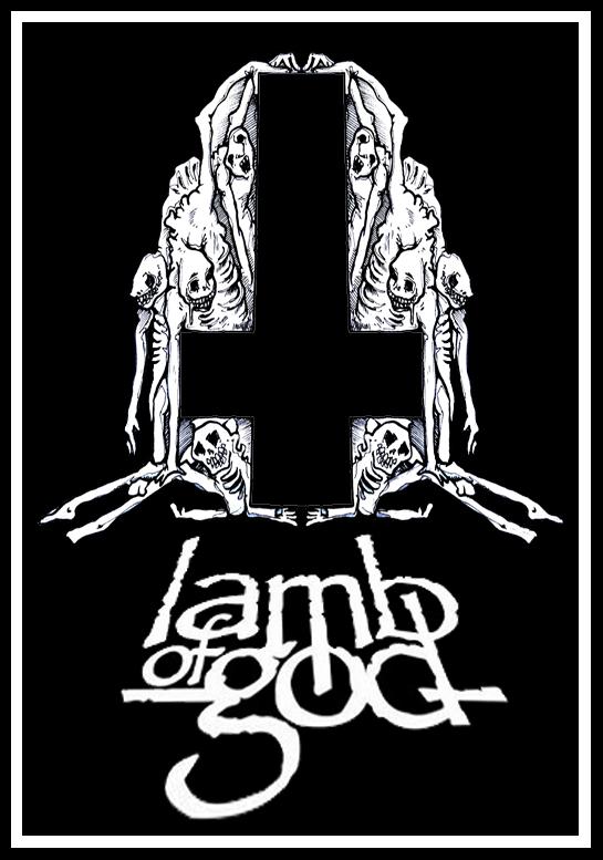 Lamb Of God Fan Artworks Daryl Hobson Artwork