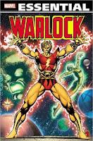 Jim Starlin - The Essential Warlock Volume 1