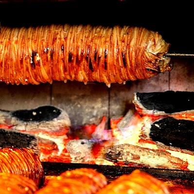 """Türk Sokak Yiyecekleri """" Kokoreç """" / Turkish street Food """" Kokorec """""""