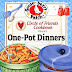 Circle of Friends 25 One-Pot Dinners - Free Kindle Non-Fiction