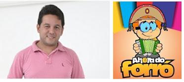 Programa a Hora do Forró , De Seg. a Sex. ás 16:00 hs Com Jorge Souza