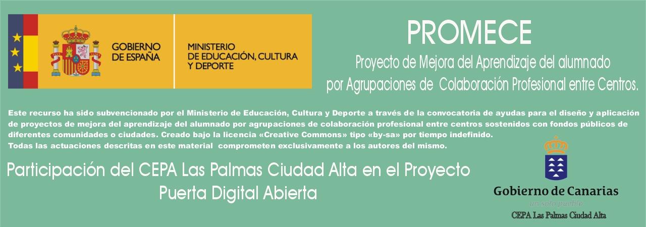 PDA CEPA Las Palmas Ciudad Alta Encuentro Logroño