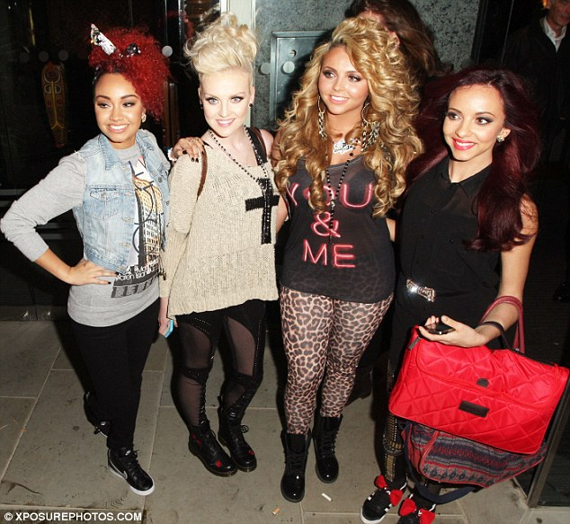 Five Star Singing Group Performance http://hello-celebs.blogspot.com/2012/01/bigger-is-better-little-mixs-jesy.html