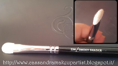 ZOEVA - Nuovi Pennelli 2013 - Complete Set - new brushes brush 2013 - review - recensione - foto - brush cleanser - viso - occhi