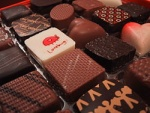 bonbons voor Valentijnsdag