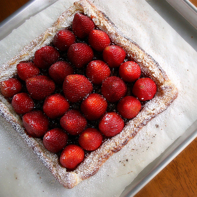 Strawberry Desserts Easy