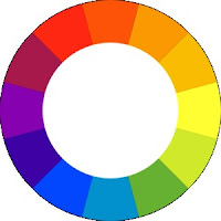 Color Wheel. Free source internet photo. No copyrights claimed