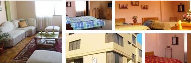 Hoteles a precios buenos en Cuenca Hotel Americano