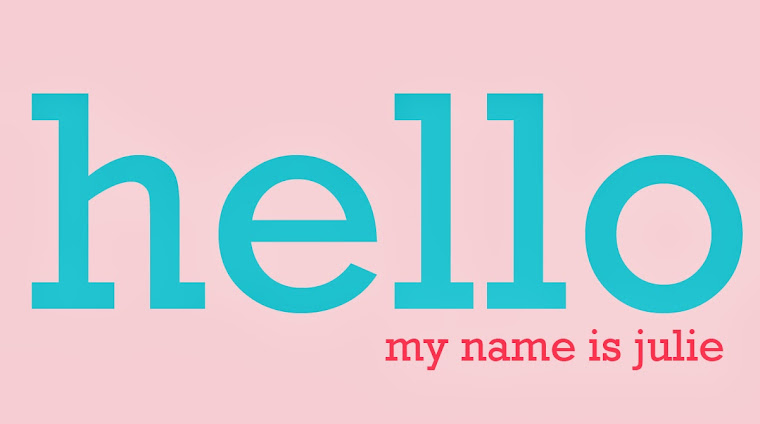 hello my name is julie
