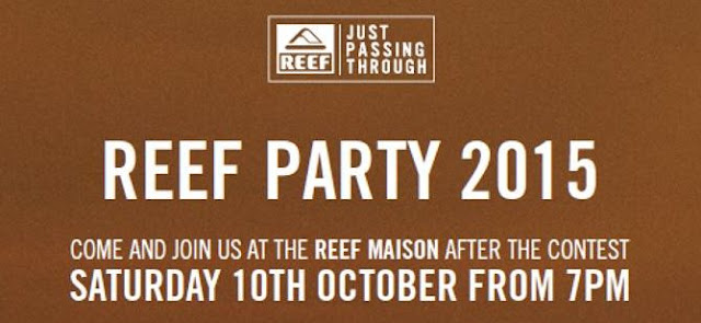 reef party 2015 hossegor