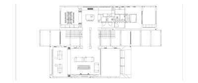 cube house plans - caribbean house