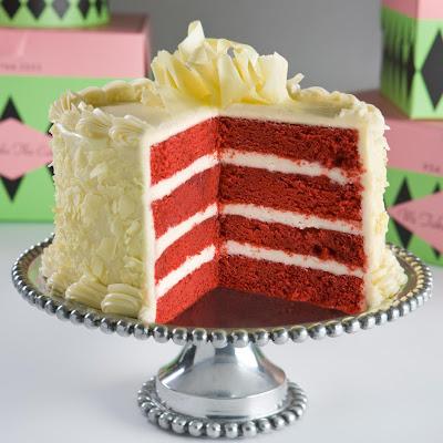 Red Velvet Cakes Designs