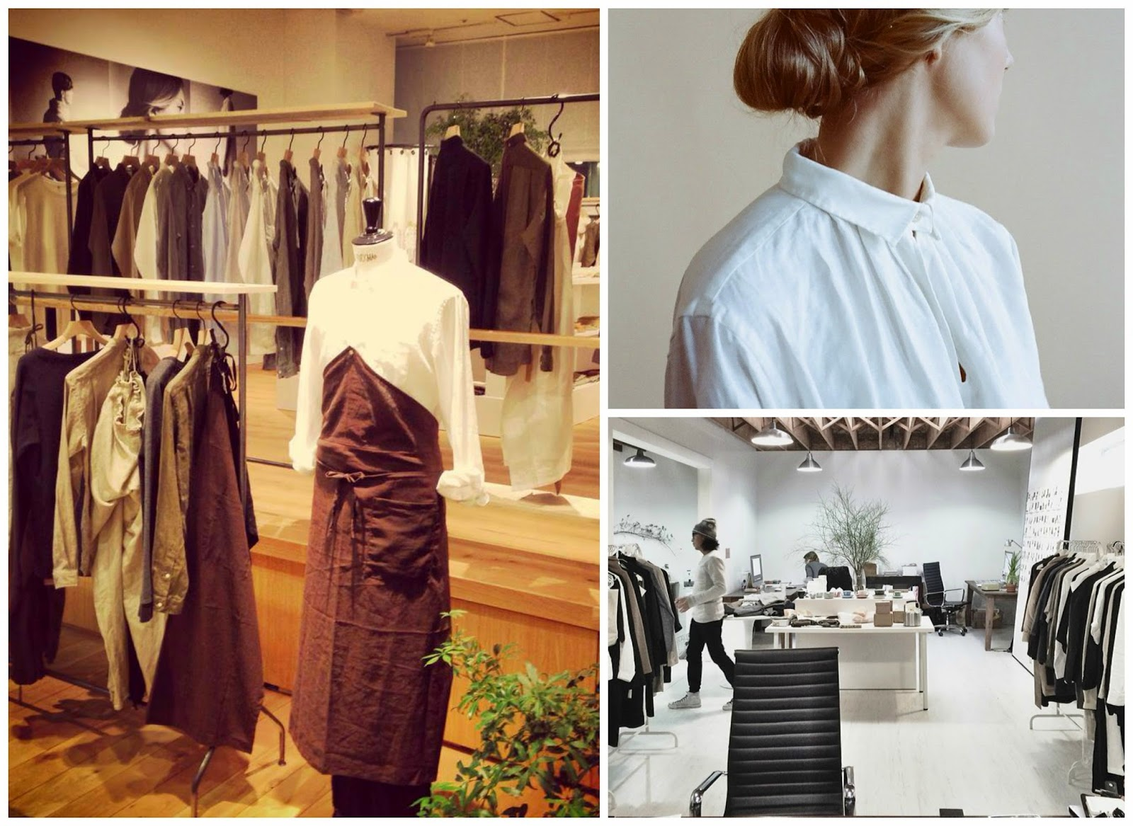 ouur by kinfolk gt fashion diary