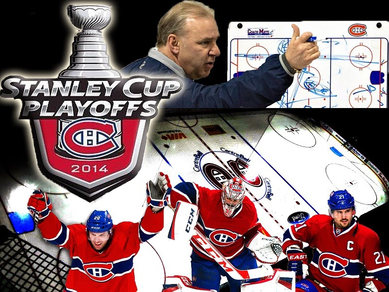 GO HABS GO:  2014 Playoffs
